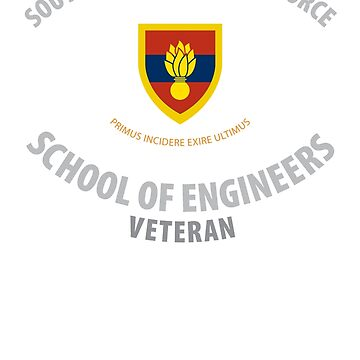 SADF School of Engineers Veteran by civvies4vets