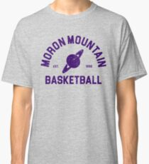 Moron Mountain Basketball Classic T-Shirt