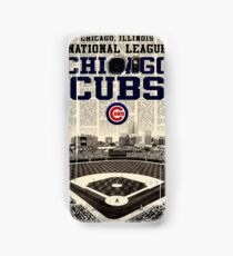 cubs chicago Samsung Galaxy Case/Skin