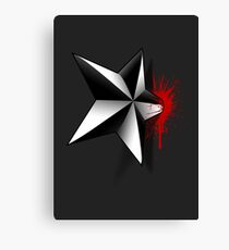 Star of Death Canvas Print