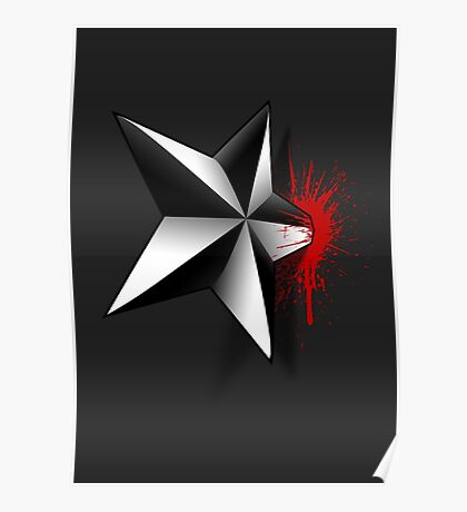 Star of Death Poster