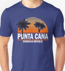 Punta Cana Beach T-shirt Dominican Republic Paradise Tshirt Unisex T-Shirt