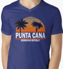 Punta Cana Beach T-shirt Dominican Republic Paradise Tshirt T-Shirt