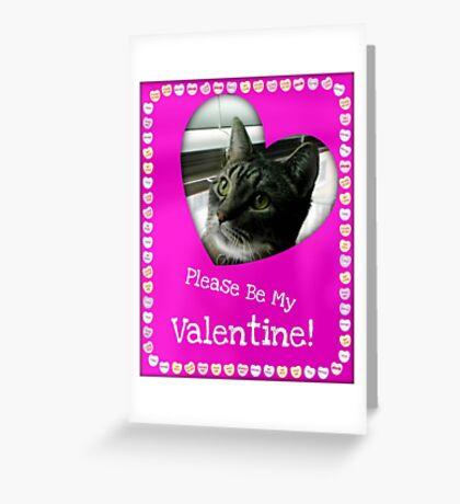 Happy Valentines ©  Greeting Card