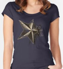Ye olde star Women's Fitted Scoop T-Shirt