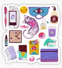 Stress-Relief Kit Sticker