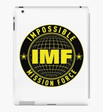 Mission Impossible Tom Cruise iPad Case/Skin