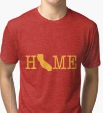 Home - Calfornia Tri-blend T-Shirt