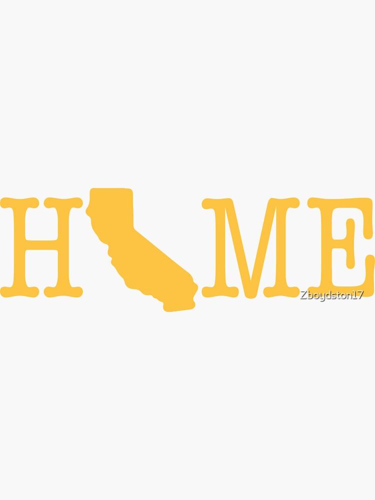 Home - Calfornia by Zboydston17