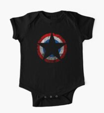 Patriot - Distressed Star Kids Clothes