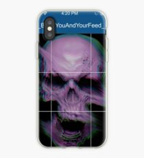 Bless You And Your Feed iPhone Case