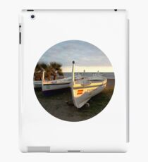 Jabega de Malaga · Fisherman´s Boat · Andalusien Vinilo o funda para iPad
