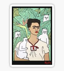 Ripndip Frida Sticker