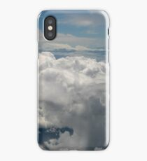 Floating Amongst the Clouds iPhone Case/Skin