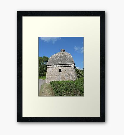 The Dovecote Framed Print