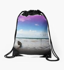 BeachLife Drawstring Bag