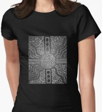 Aboriginal Lore Women's Fitted T-Shirt