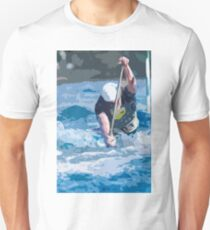 Physical exertion in canoeing 3 (c)(h) transformed how Picasso painting T-Shirt