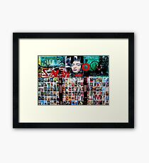 PLENTY TO CHOOSE FROM Framed Print