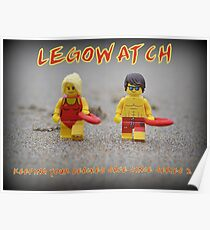 Legowatch Poster
