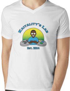 Kaitality's Lab Merch! Mens V-Neck T-Shirt