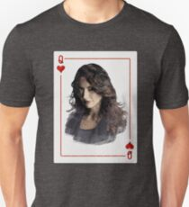 Root - Person of interest - Queen hearth Unisex T-Shirt