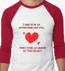 Nerd Valentine - Arrow in the heart T-Shirt