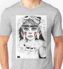 Pen ink Mononoke Unisex T-Shirt