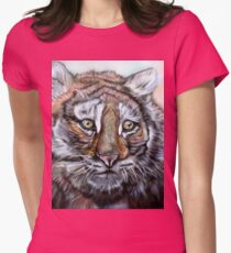 Fury Womens Fitted T-Shirt