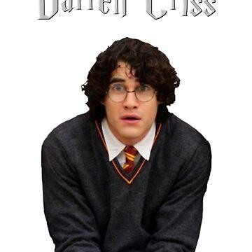 Darren Criss by voiddestiel