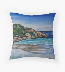Wharton Beach - Esperance Throw Pillow