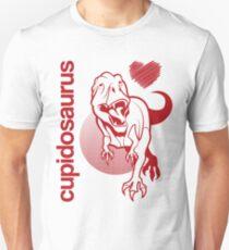 Cupidosaurus valentine's day Unisex T-Shirt