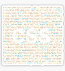 CSS Sticker