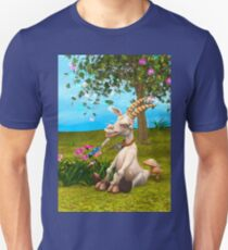 Happy Goat Unisex T-Shirt
