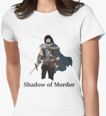 Talion, the shadow of Mordor Womens Fitted T-Shirt