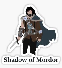 Talion, the shadow of Mordor Sticker