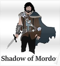 Talion, the shadow of Mordor Poster