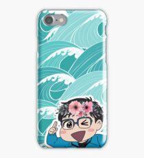 Yuri on Ice Flower Crown iPhone Case/Skin