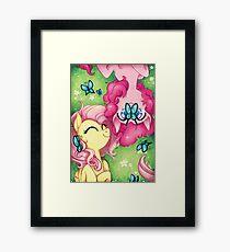 flutterpie Framed Print