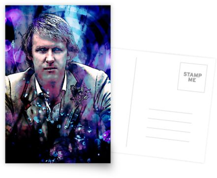 The Fifth Doctor von David Atkinson