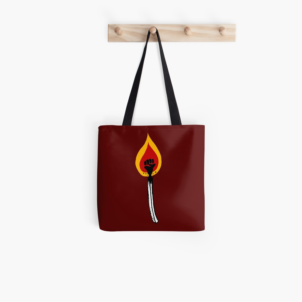The spark Tote Bag