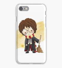 Harry Potter cartoon iPhone Case/Skin