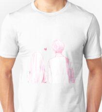 Anime Couple Unisex T-Shirt