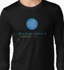 CSS Pun - Big Bang T-Shirt