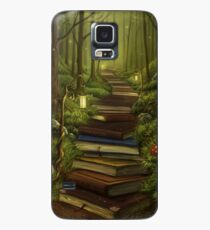 The Reader's Path Case/Skin for Samsung Galaxy
