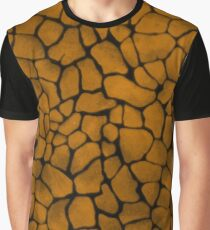 Animal Skin Colorful Pattern Graphic T-Shirt
