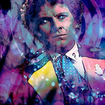 The Sixth Doctor by Deadmansdust