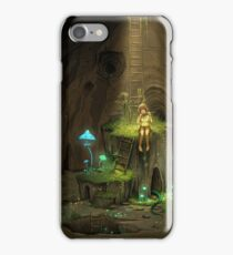 The Lizard's Lullaby iPhone Case/Skin