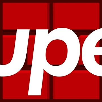 Super Mario Streetwear by OddGog