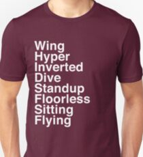 Types T-Shirt